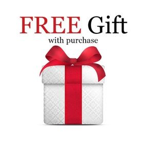FREE GIFT WITH PURCHASE OVER $60